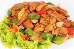 706 Картофель с овощами