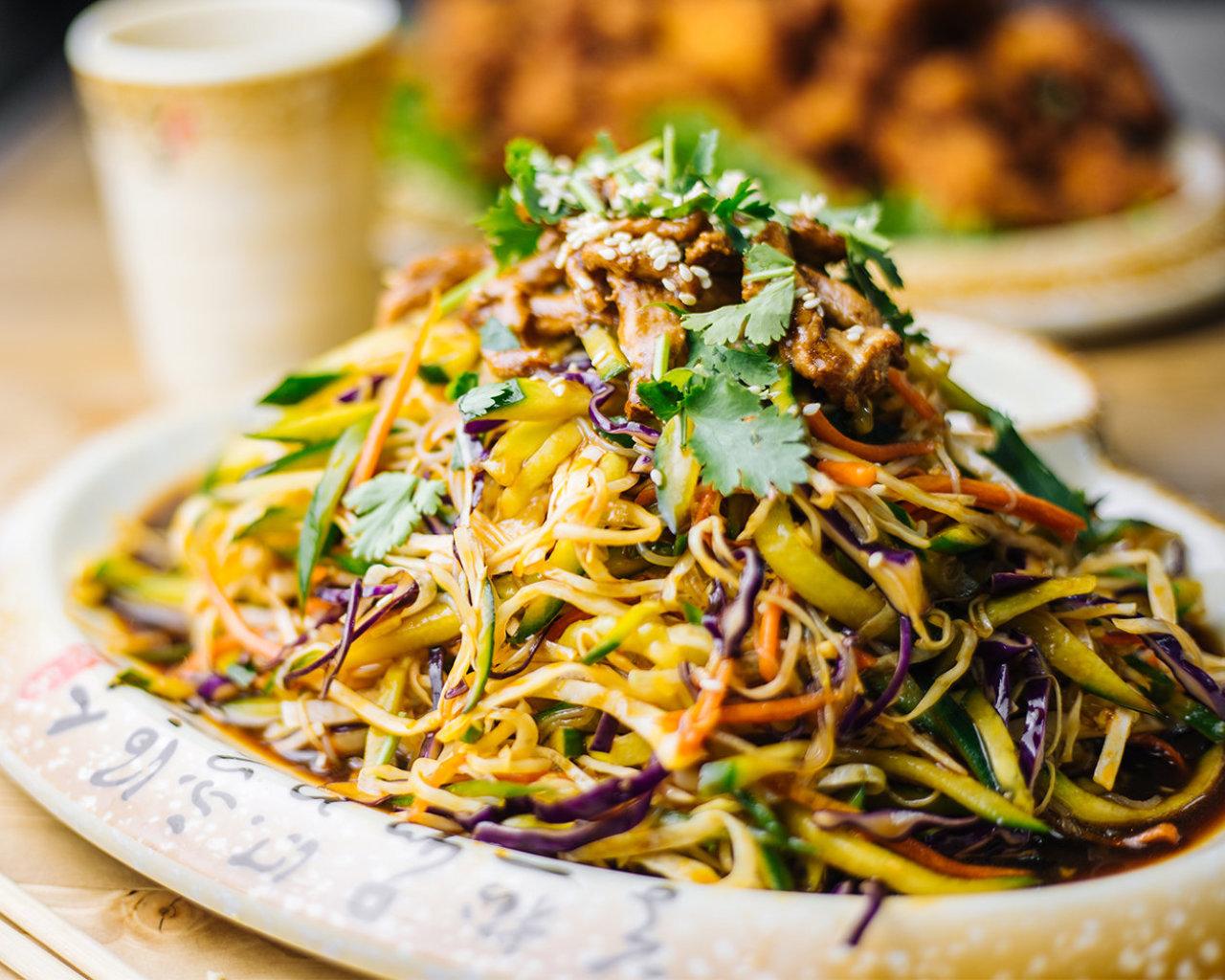 такое салат харбинский по китайски рецепт с фото неожиданно