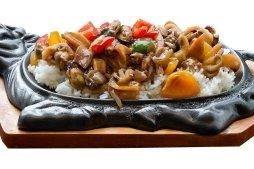 624 Морепродукты с рисом