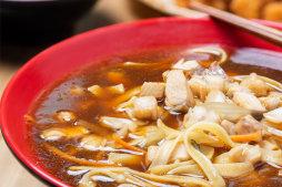 402 Суп из морепродуктов