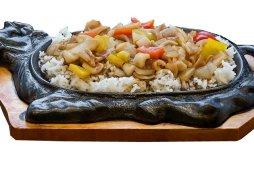 625 Кальмар с рисом